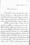 Simonyi Zsigmond levele Graggerhez