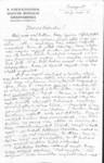Gyulai Gusztáv levele Graggerhez