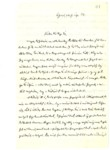 Bleyer Jakab levele Graggerhez