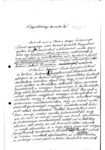 Gragger levele Vass Józsefhez