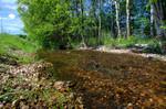 Sohlschwelle am Töpchiner Hauptgraben
