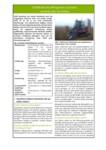 Steckbrief für Niedermoorbewirtschaftung bei unterschiedlichen Wasserverhältnissen: Nr. 09 - Schilf (Phragmites australis), Rohrkolben (Typha spec.) und unspezifische Niedermoorbiomasse für die stoffl