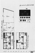 """Breite Straße, """"Fromholdtsches Haus"""", Bauaufnahme"""