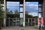 Haupteingang Erwin Schrödinger-Zentrum