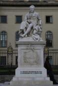 Statue Alexander von Humboldt