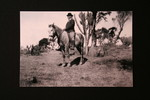Missionary Hoffmann on horse