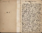 Original diary of the Missionary Carl Hoffmann. Part 3