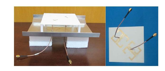 A Design of 45-Degree Dual-Polarization Broadband Plane Station Antenna