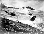 Blick auf die Kürsinger Hütte über Obersulzbach Kees