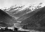 Weisskugel, vom Langtauferer Tal aus, (Ötztaler Gruppe)