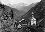 Heiligenkreuz im Venter Tal (Ötztaler Gruppe)
