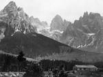 Le Pale di San Martino (Südöstliches Tirol)