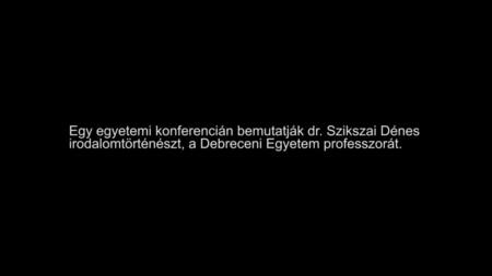 Szeretném bemutatni Önöknek … (2) (felirattal / with subtitles)