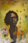 """Oil Painting: """"Dambudzo"""""""