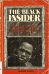 The Black Insider - Baobab Books 1990