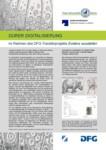 DÜRER DIGITALISIERUNG im Rahmen des DFG-Transferprojekts Evidenz ausstellen