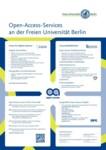 Open-Access-Services an der Freien Universität Berlin