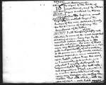 Notes Preparatory to a Criticism of Bertrand Russells Principles of Mathematics