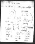 [Notes on Logical Algebra]