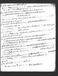 An Algebraical Excursus