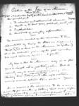 Outline of the Idea of an Almanac