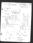 Rough Sketch of Suggested Prolegomena to your [i.e., James Mills Peirces] First Course in Quaternions