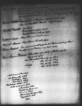 Outline of a Brief Chronology of Arithmetic