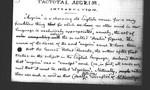 Factotal Augrim (A) (B)
