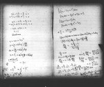 Notes for Theorems