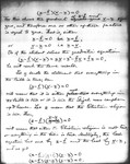 [Algebra of Logic]