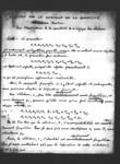 Memoire sur la Logique de la Quantite. Deuxieme Partie.