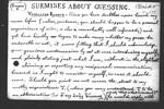 Surmises About Guessing