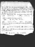 [Logical Exercises]