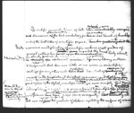 Plan of an Essay on the Rhetoric of Scientific Communication in two parts of ten of these Ms. pages each. Part I. General. Part II. Special