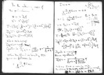 [Notes for Pendulum Research]