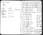[Notes on Egyptian Hieroglyphs]