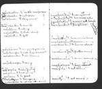 Notes on Grammar, etc.
