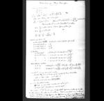 Formulae for Plane Triangles