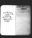 [Diaries]