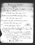 Theorems of Numbers