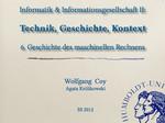 06. Geschichte des Rechnens I