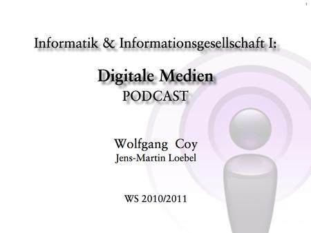 25. Interaktive Medien